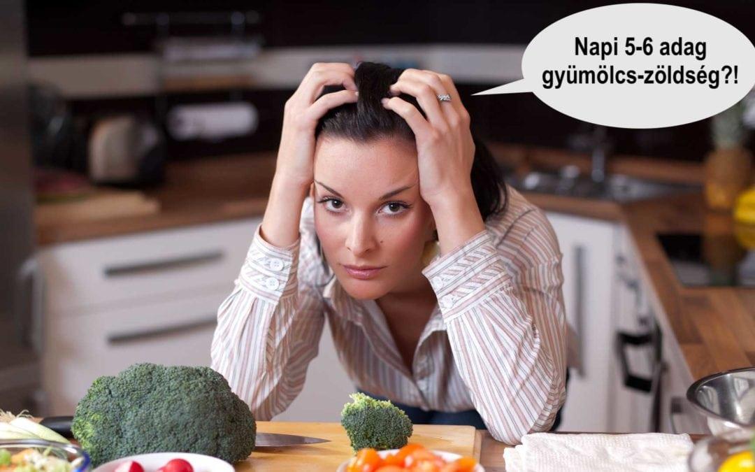 Az étrend összeállításának kihívásai